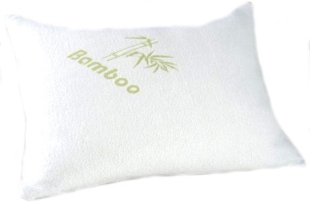 Hotel Comfort Pillow Adorable Hotel Comfort Bamboo Covered Memory Foam Pillow